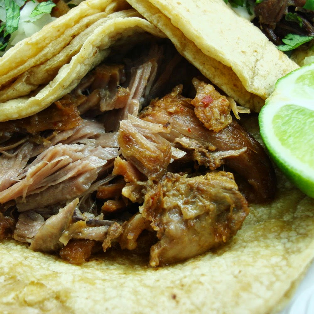 imagen de carnitas estilo michoacan