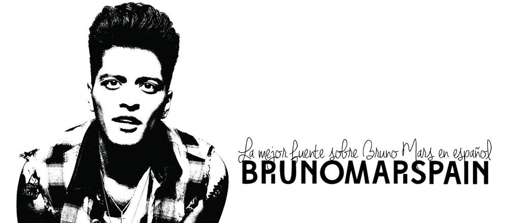 Bruno Mars Spain