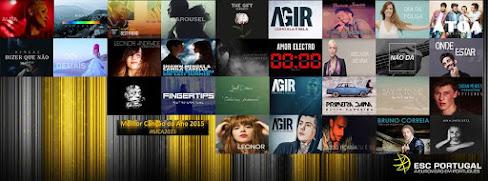 Melhor Canção do Ano #MCA2015