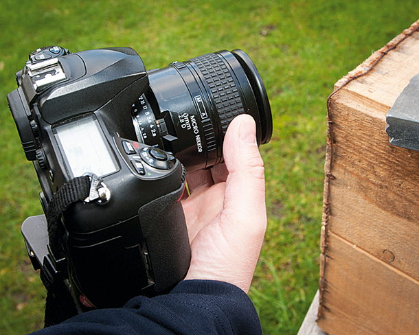 Focus Stacking: keep it steady