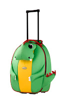 Picture of Samsonite Sammies Dreams - Kids Upright Suitcase, Dragon