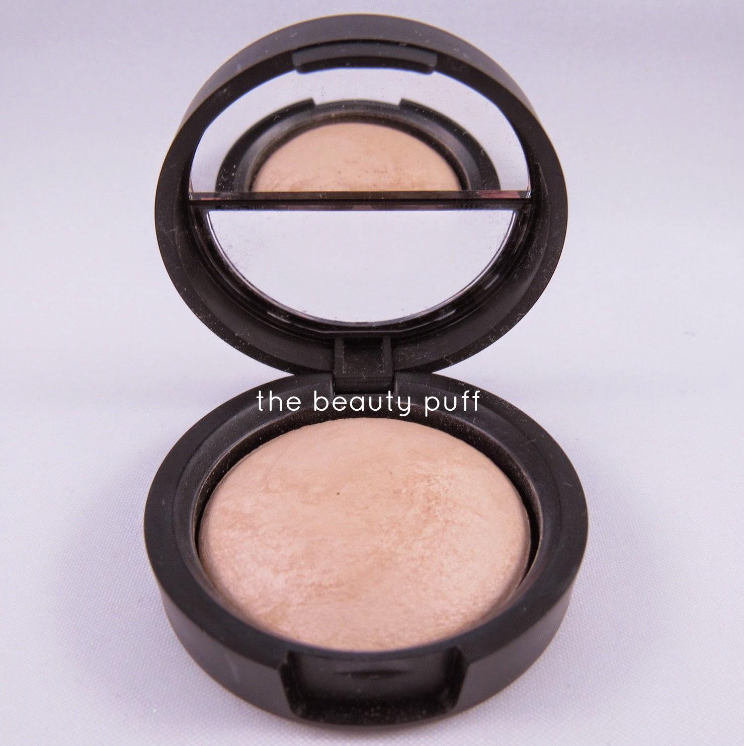 laura geller french vanilla highlight - the beauty puff