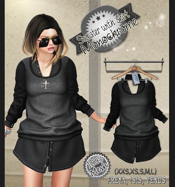https://marketplace.secondlife.com/p/NS-Mesh-Sweater-and-Shirt-Monochrome/8091208