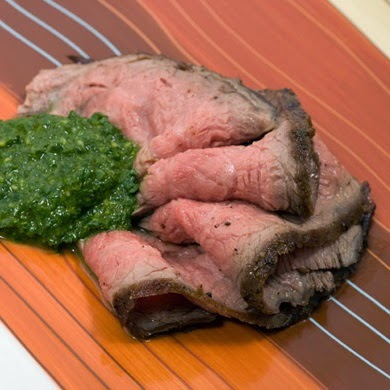 Brazilian Food Recipes - Churrasco de Flank Steak