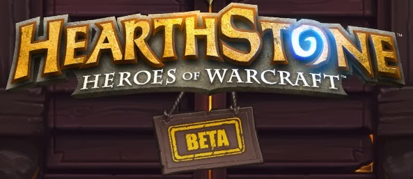Hearthstone card game beta impressions