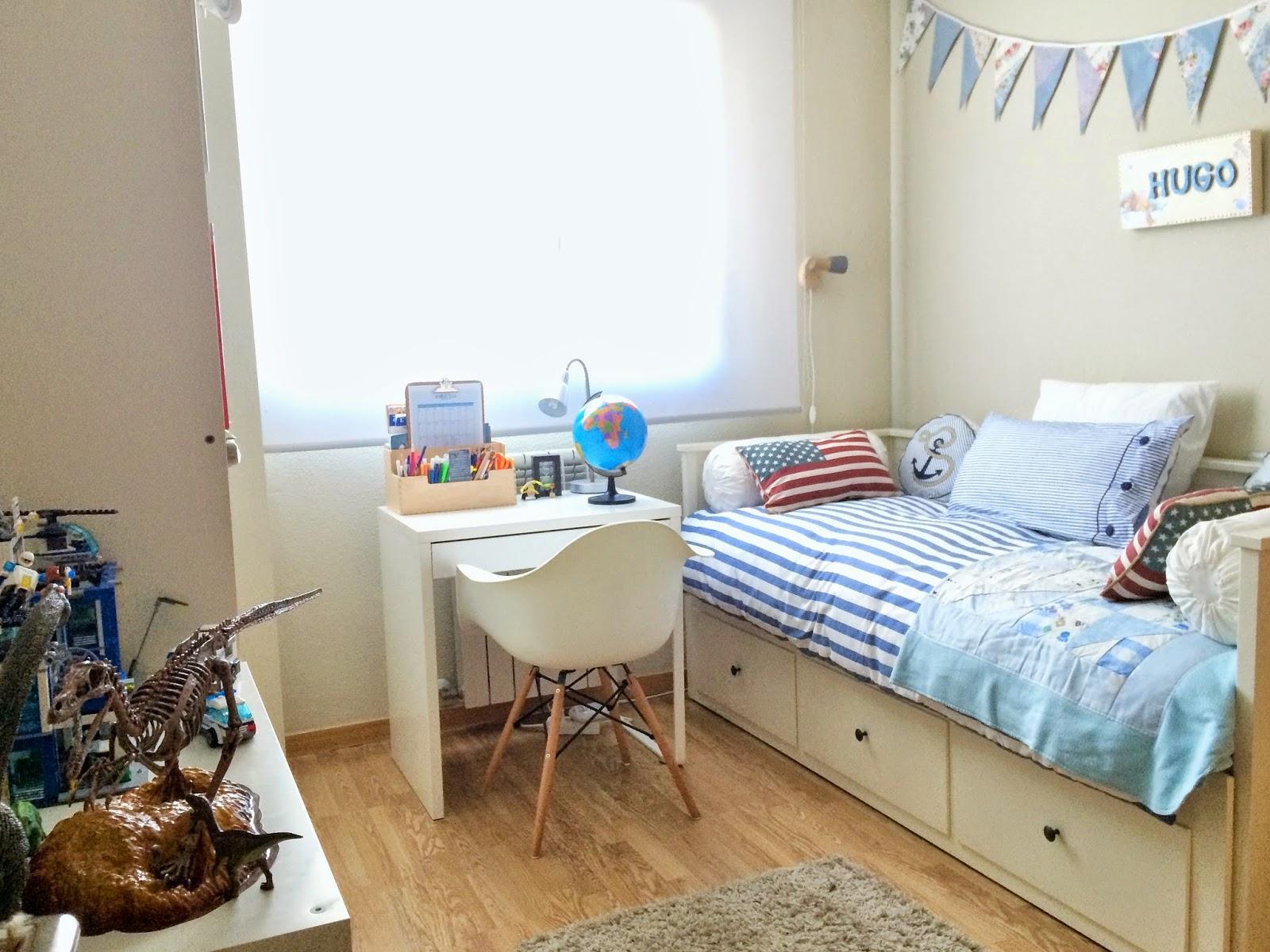 C mo tengo organizado el dormitorio de mi hijo mayor s l for Ikea armarios habitacion