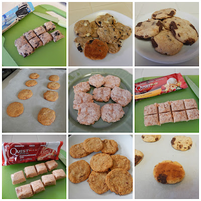 Quest%2BProtein%2BBar%2BCookies%2BEggface%2B Weight Loss Recipes 15 Protein Packed Portable Healthy Snacks (or Lunch)