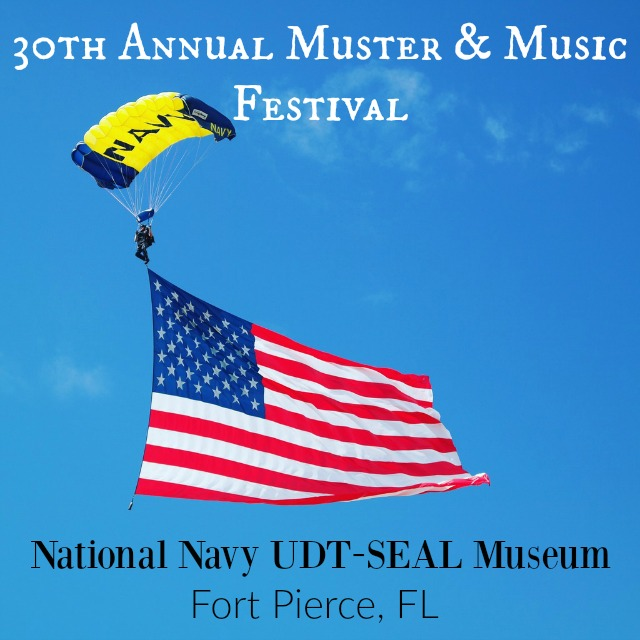 Review of the Demonstrations at the 30th Annual Muster and Music Festival in Fort Pierce, FL