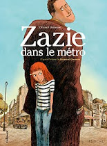 Zazie dans le métro
