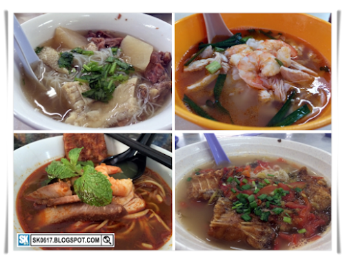 Outstation Trip - The Food