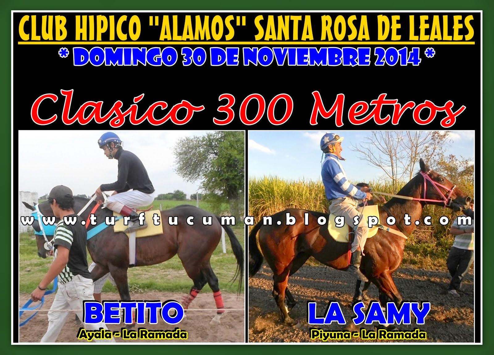 BETITO VS SAMY