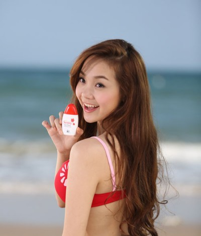 Hình ảnh đẹp Ca sĩ Minh Hằng bikini