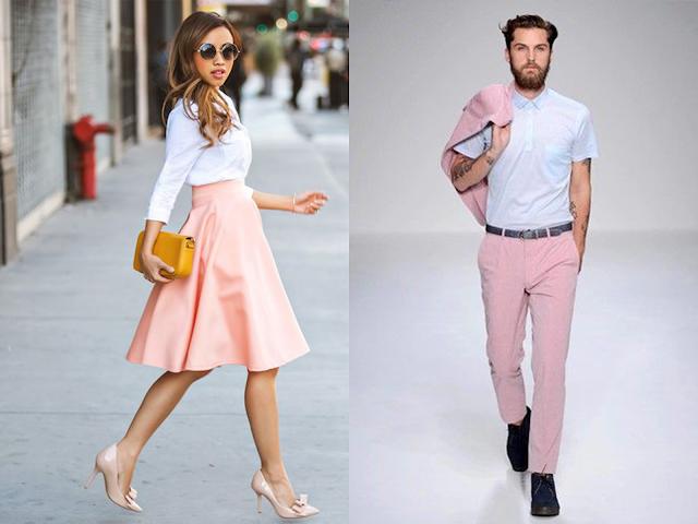 Como ficar linda usando a cor da moda