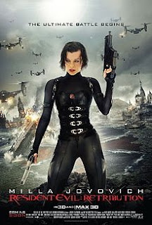 DOWNLOAD FILM HOLLYWOOD :Resident Evil: 5 Retribution