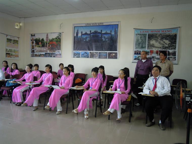 ศึกษาดูงานวิทยาลัยการท่องเที่ยว เวียดนาม