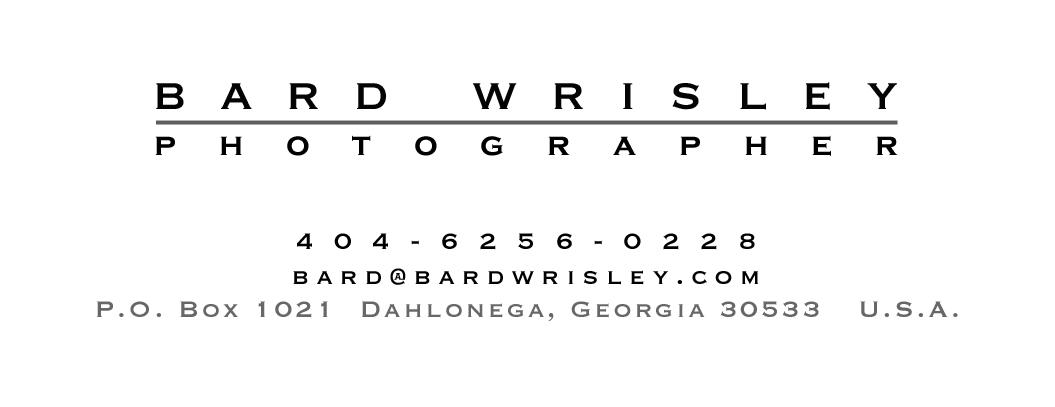 Bard Wrisley, Photographer