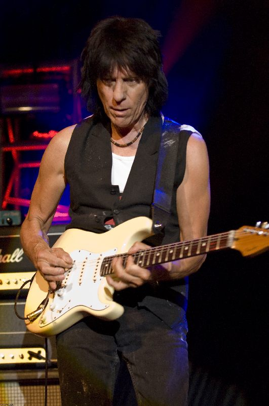 is jeff beck gay