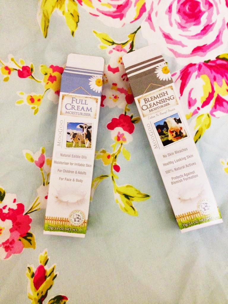 Moo Goo, Happy Healthy Skin, Blemish Cleansing Full Moisturiser, Skin Confidence