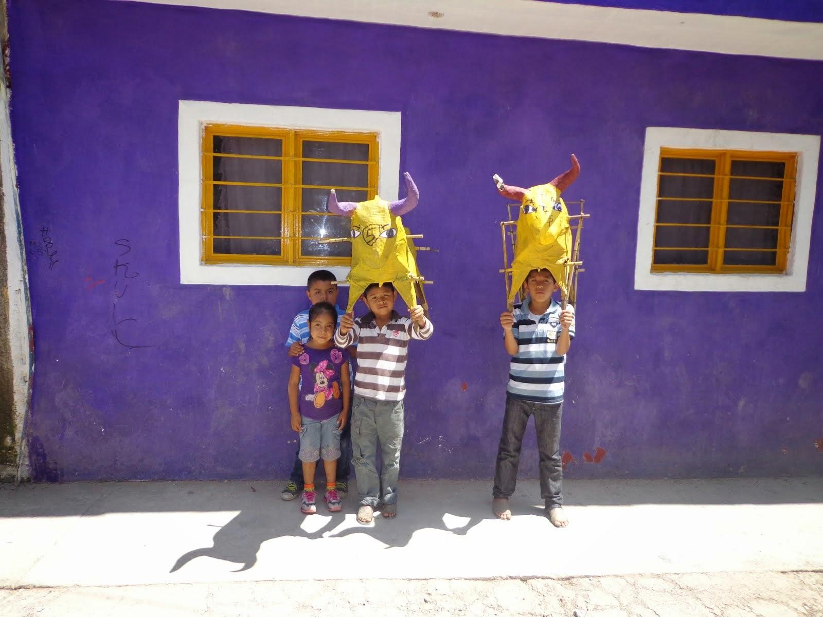 Niños disfrutando del verano