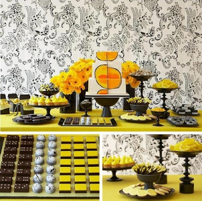 Wedding Trend Candy Stations