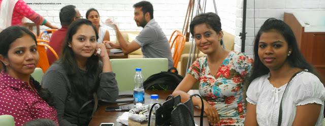 chennai beauty blogger