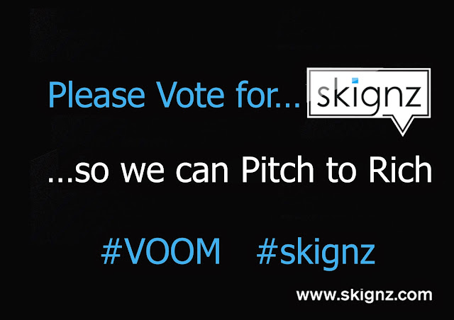 Please VOTE for skignz...