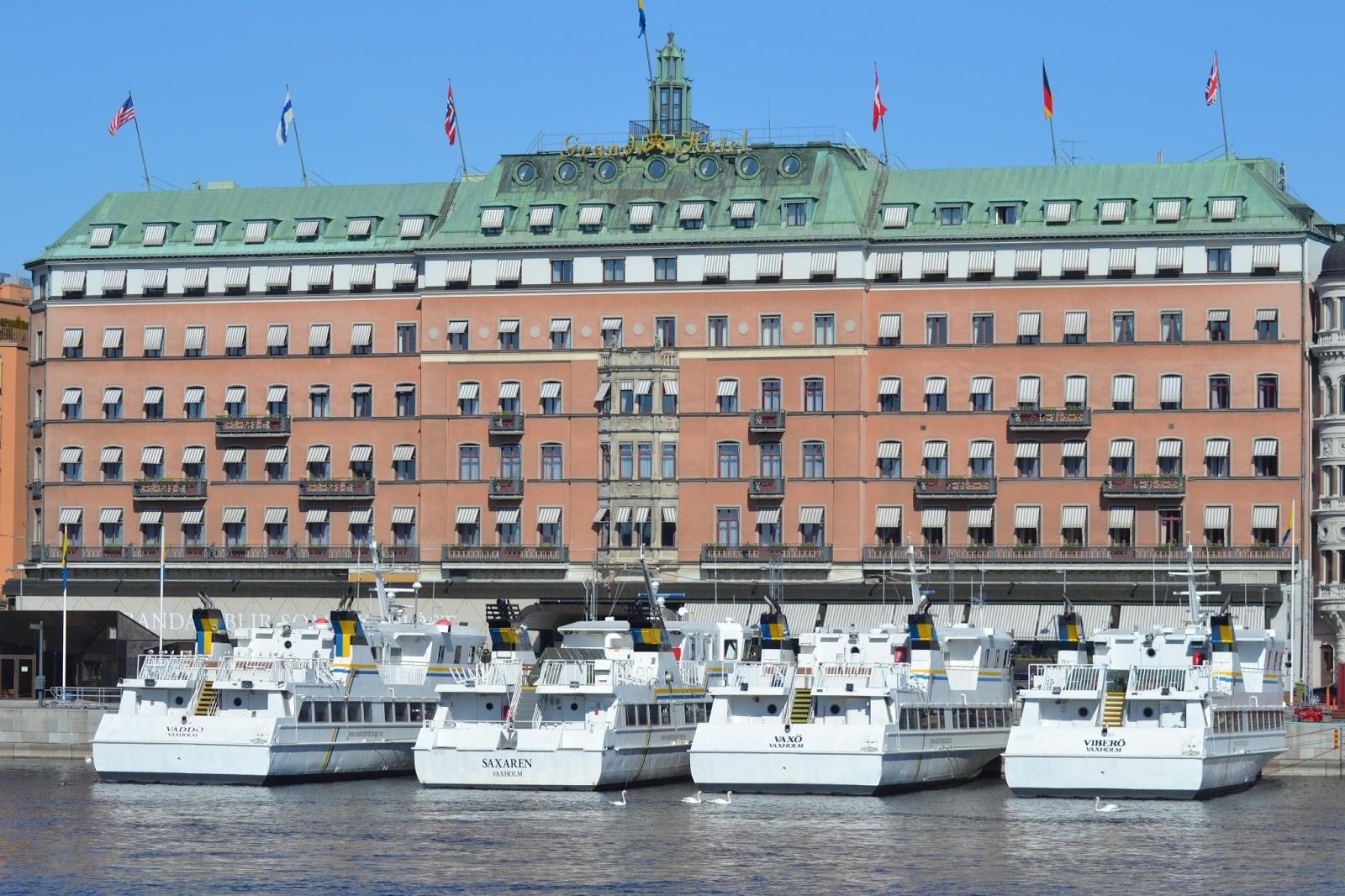 Grand Hotel Stockholm Smorgasbord