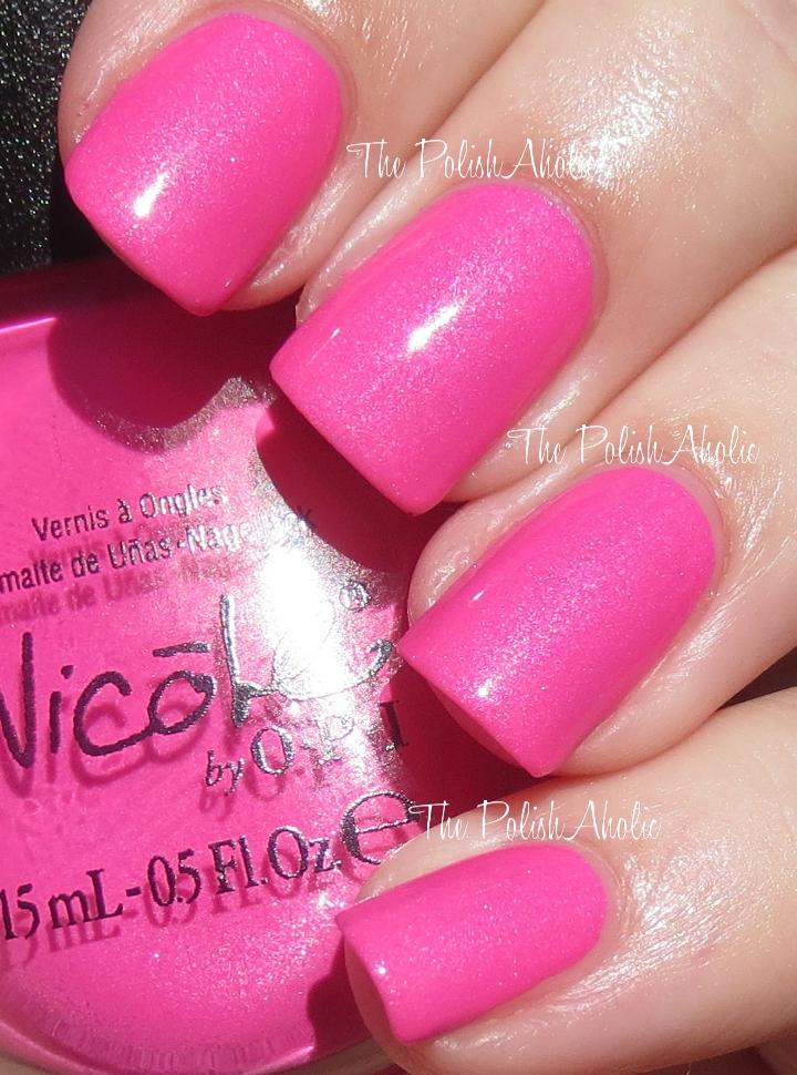 The PolishAholic: New Nicole by OPI Polishes for 2013!