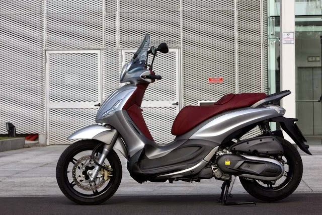 Scooter Beverly Sport Touring 350 i.e