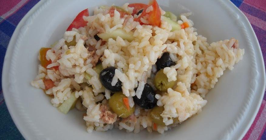 Insalata di riso - Cucinare Bene  Ricette