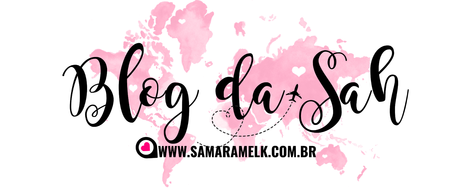 BLOG DA SAH | Sobre cotidiano, viagens, textos, dicas e muito mais!