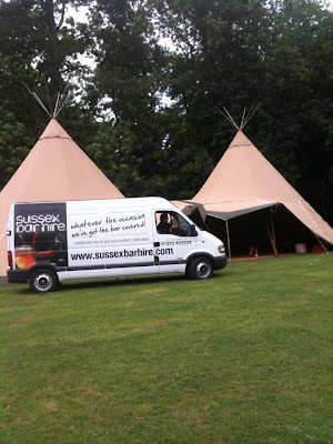 Mobile bar hire in London