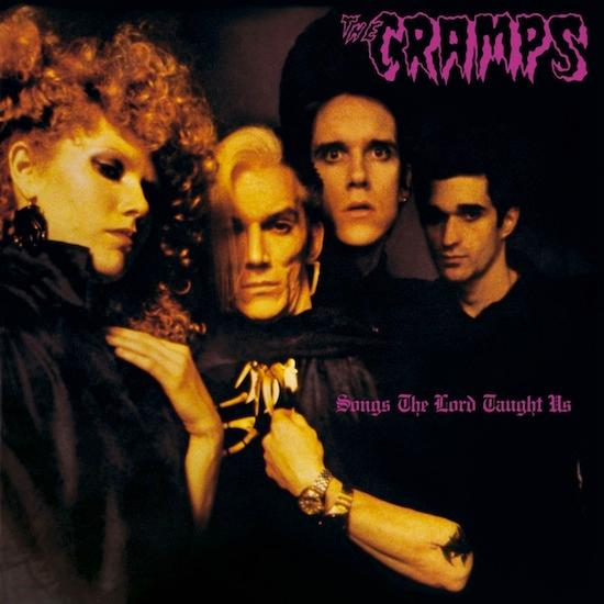 disco THE CRAMPS - Songs of the lord taught us