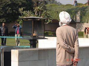 Parque Raj Ghat