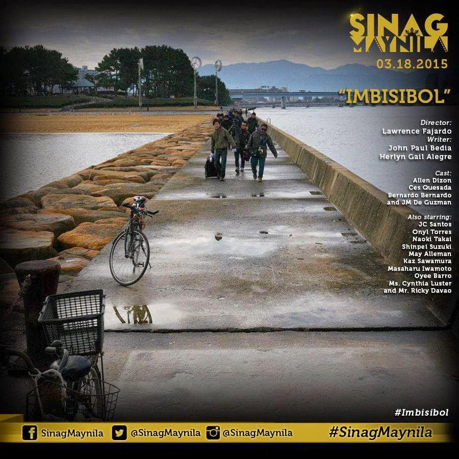 Sinag Maynila - Imbisibol