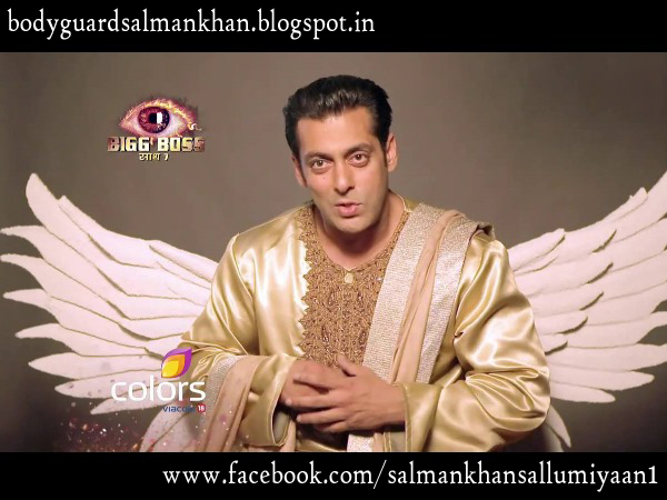 Salman Khan host Bigg Boss 7