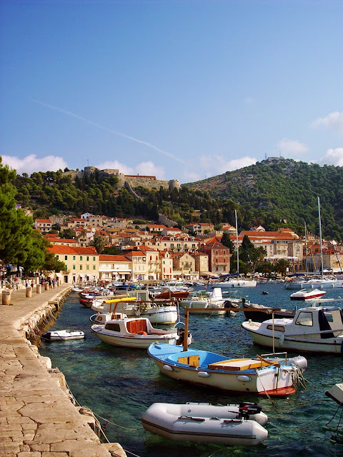 Croatia, Dalmation Coast, Hvar