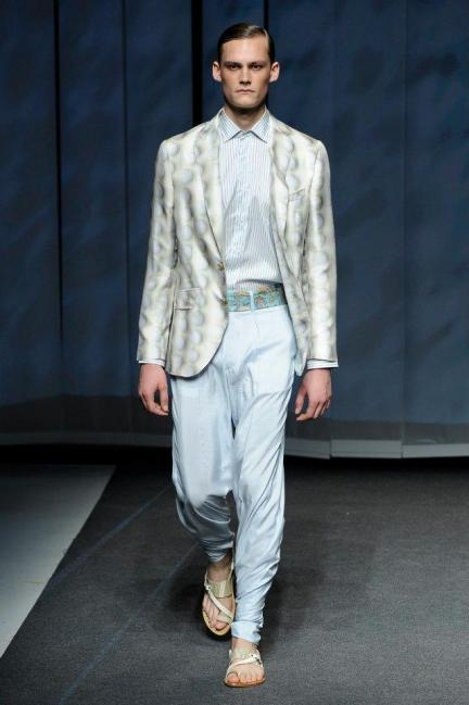 Etro Spring-Summer 2013 Menswear Photo 16