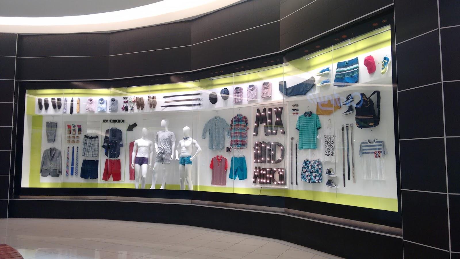 Dise O Comercial Y Visual Merchandising Agosto 2015