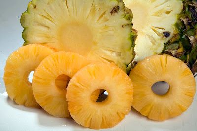 4 low-calorie natural pineapple recipes