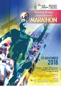 Penang Bridge International Marathon 2018 - 25 November 2018