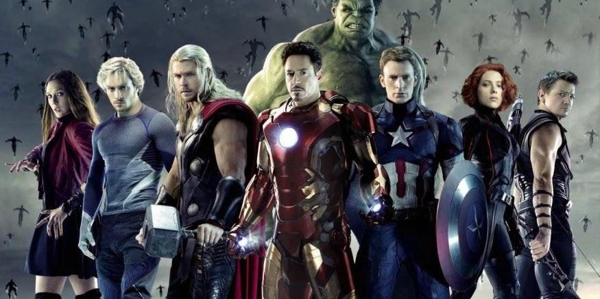 Comercial estendido de Vingadores: Era de Ultron apresenta equipe de super-heróis em ação