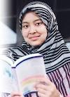 Nur Amalina pelajar 17 A1 gagal menghadapi kejutan budaya?