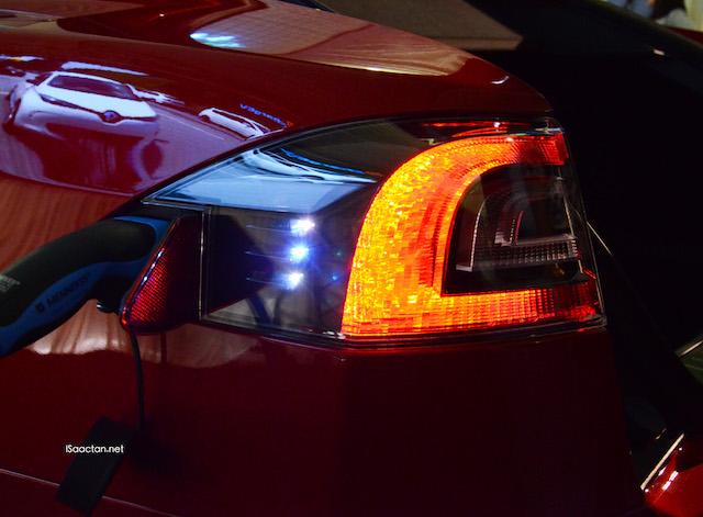 Back lights