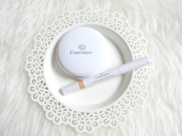 Couvrance Compact Makeup & Korrekturpinsel - Review, Testbericht, Erfahrungen, dermatologisches Makeup von Avene