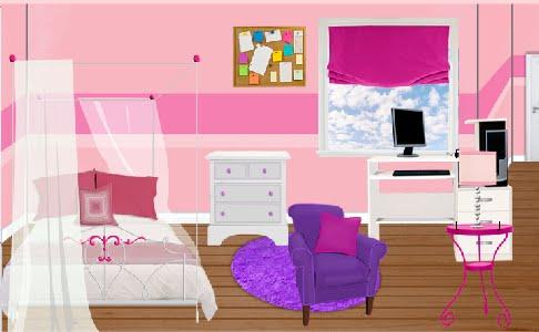 Dibujos de bedroom imagui for Dormitorio animado