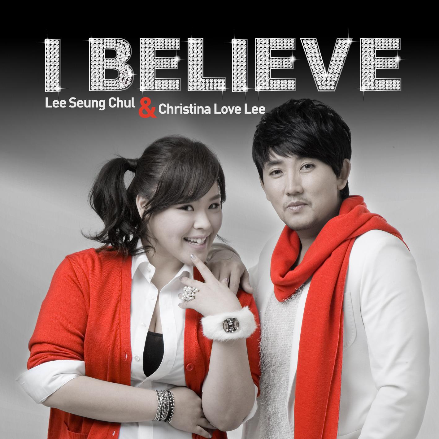 video  lee seung chul  u0026 christina love lee release mv for  u0026quot i believe u0026quot