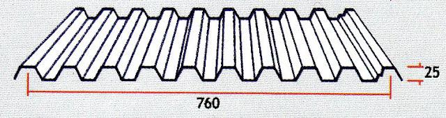 Atap CD 760