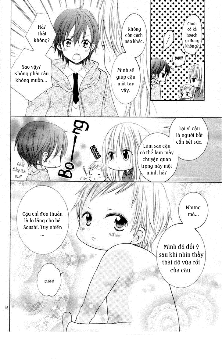 Papa to Mama Hajimemashita chap 1 - Trang 18
