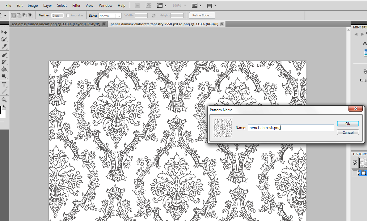 Mel Stampz: How to make Custom patterns in Photoshop & use them to ...